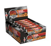 Musashi Shred & Burn Protein Bars - Peanut Butter Caramel (12x60g)