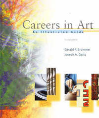 Careers in Art by Gerald Brommer