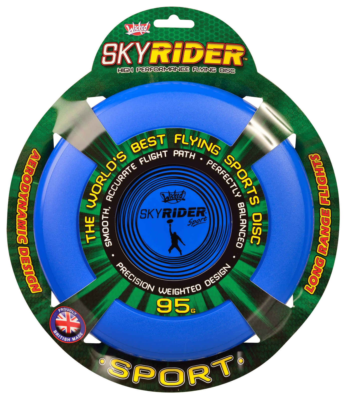 Wicked: Sky Rider Sport - Blue image