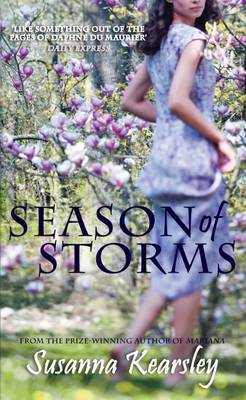 Season of Storms by Susanna Kearsley image
