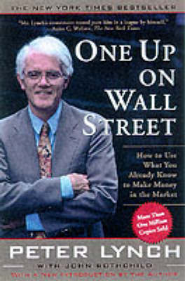 One Up On Wall Street by Peter Lynch image