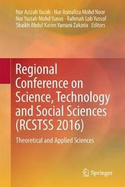 Regional Conference on Science, Technology and Social Sciences (RCSTSS 2016)