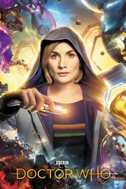 Doctor Who Universe Calling Maxi Poster (905)