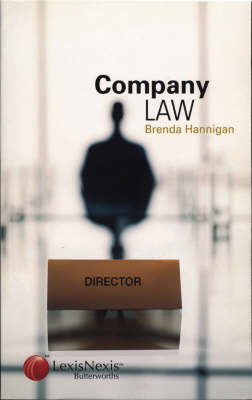 Company Law by Brenda Hannigan image