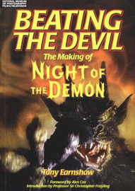Beating the Devil: The Making of 'Night of the Demon' by Tony Earnshaw image