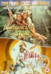 Romancing The Stone/Jewel of the Nile(Double Pack) on DVD