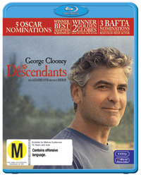 The Descendants on Blu-ray