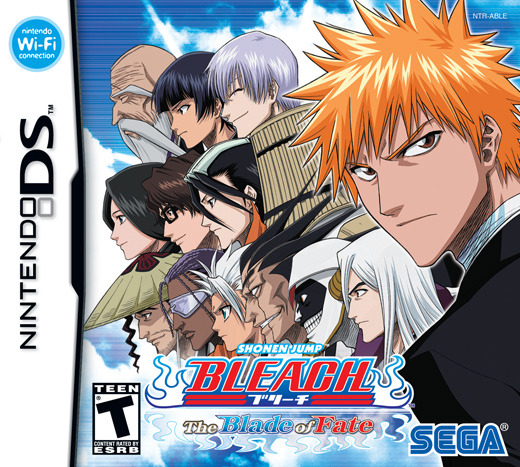 Bleach: The Blade of Fate for Nintendo DS