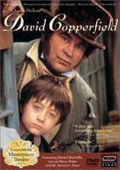 David Copperfield -(vhs) (g) on DVD