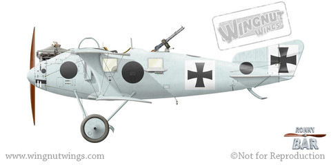 Wingnut Wings 1/32 Roland C.II Model Kit image