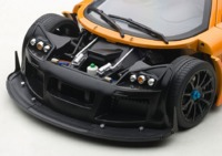 Autoart: 1/18 Gumpert Apollo S (Metallic Orange) image