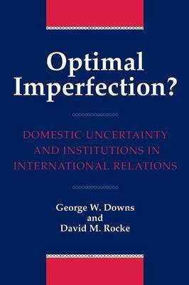 Optimal Imperfection? by David M. Rocke