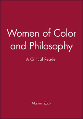 Women of Color and Philosophy image