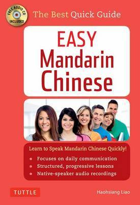 Easy Mandarin Chinese by Haohsiang Liao