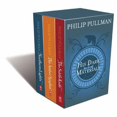 His Dark Materials slipcase by Philip Pullman