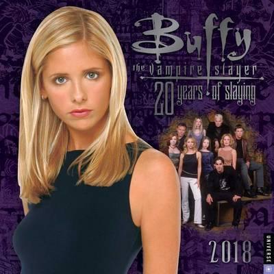 Buffy the Vampire Slayer Wall Calendar by 20th Century Fox image