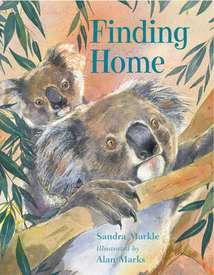 Finding Home by Sandra Markle image