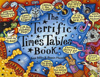 The Terrific Times Tables Book by Kate Petty