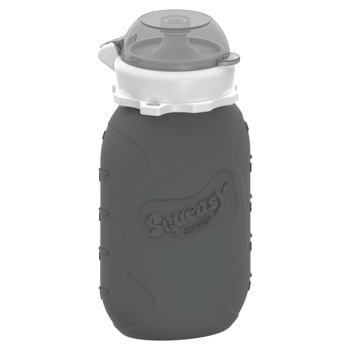 Squeasy Gear Snacker - Grey (180ml) image