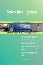 Sales Intelligence Standard Requirements by Gerardus Blokdyk image
