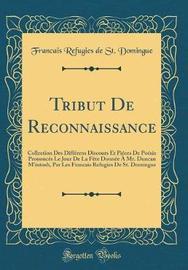 Tribut de Reconnaissance by Francais Refugies De St Domingue image