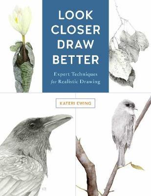 Look Closer, Draw Better by Kateri Ewing image