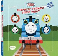 Surprise, Thomas! Guess Who? by Devra Newberger Speregen