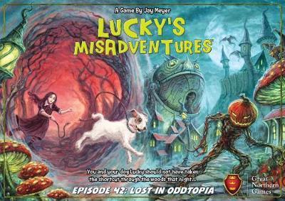 Luckys Misadventures - Deck Building Game