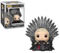 Game of Thrones: Daenerys Targaryen (Iron Throne) - Pop! Deluxe Figure image
