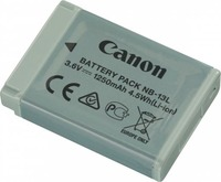 Canon NB-13LH Camera Battery