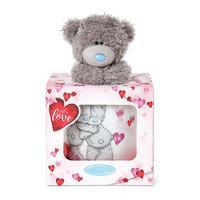Me to You: With Love Bear Mug & Plush Gift Set