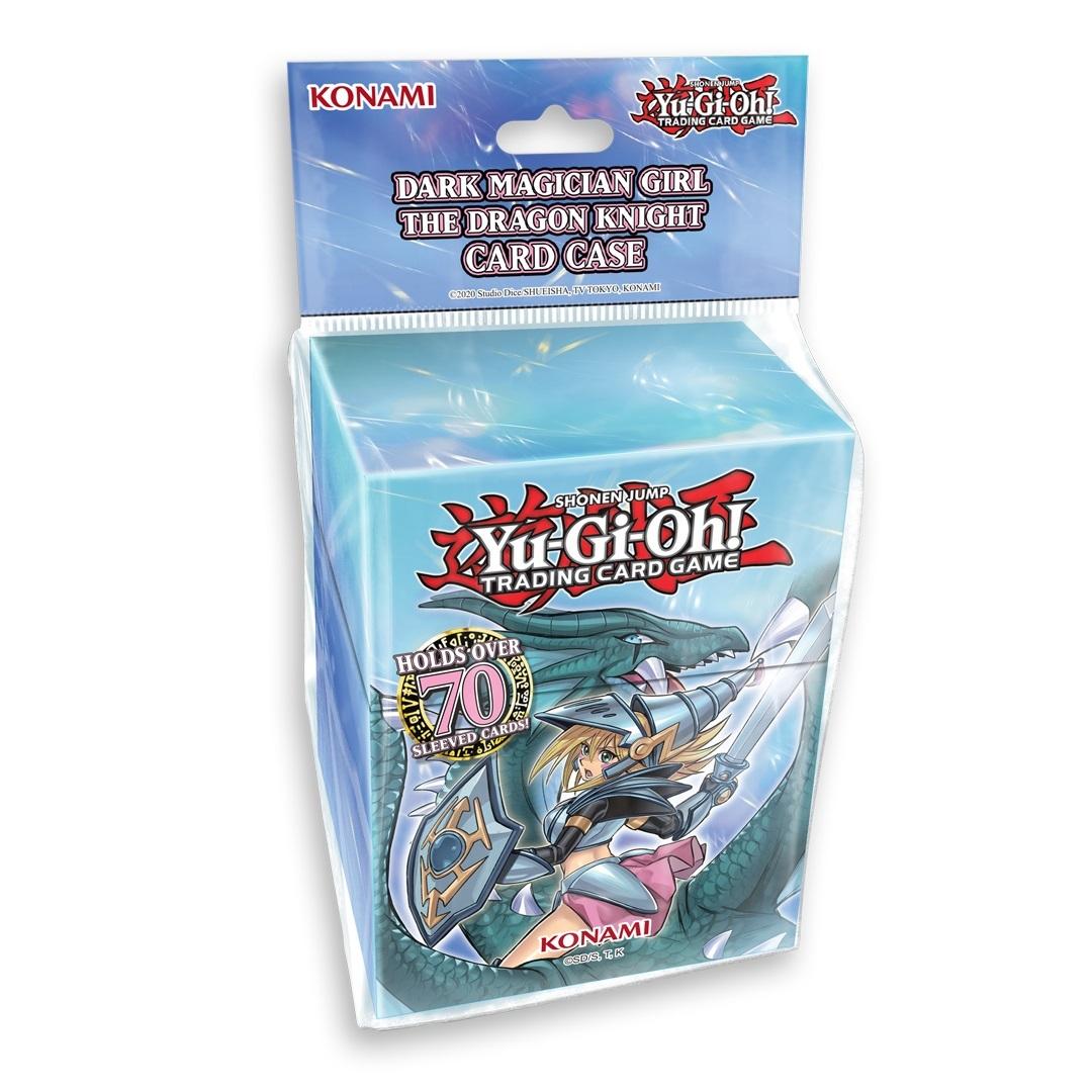 Yu-Gi-Oh! Dark Magician Girl the Dragon Knight Card Case image