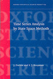 Time Series Analysis by State Space Methods by James Durbin image