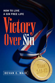 Victory Over Sin by Devan, C Mair image