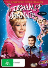 I Dream Of Jeannie - Complete Season 1 (4 Disc Set) on DVD
