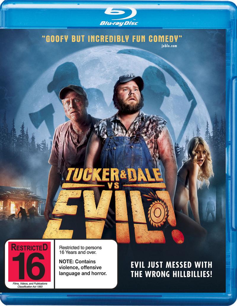 Tucker and Dale Vs Evil image