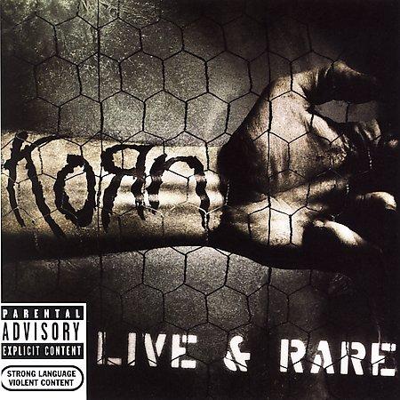 Live & Rare [Explicit Lyrics] by Korn