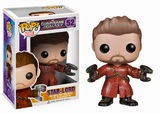 Guardians of the Galaxy Unmasked Star-Lord Pop! Bobble Vinyl Figure