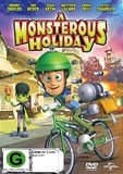 A Monsterous Holiday DVD