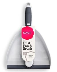 Nove Dust Pan & Brush