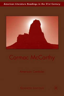 Cormac McCarthy by Kenneth Lincoln image