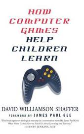 How Computer Games Help Children Learn by D Shaffer image