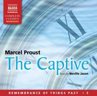 The Captive: 5 by Marcel Proust