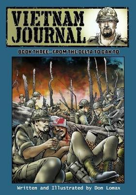 Vietnam Journal Book Three by Don Lomax image