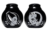 Sourpuss: Monsters - Salt & Pepper Shakers