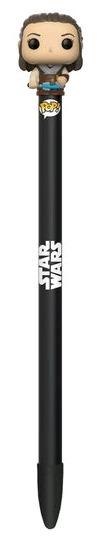 Star Wars: The Last Jedi Pop! Pen Topper - Rey image