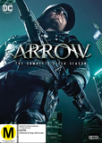 Arrow - Season 5 on DVD