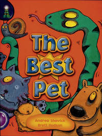 LIghthouse: YR2 Bk3 The Best Pet by Andrea Shavick