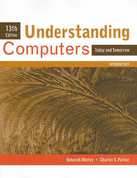 Understanding Computers, Introductory by Deborah Morley image