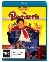 The Borrowers on Blu-ray